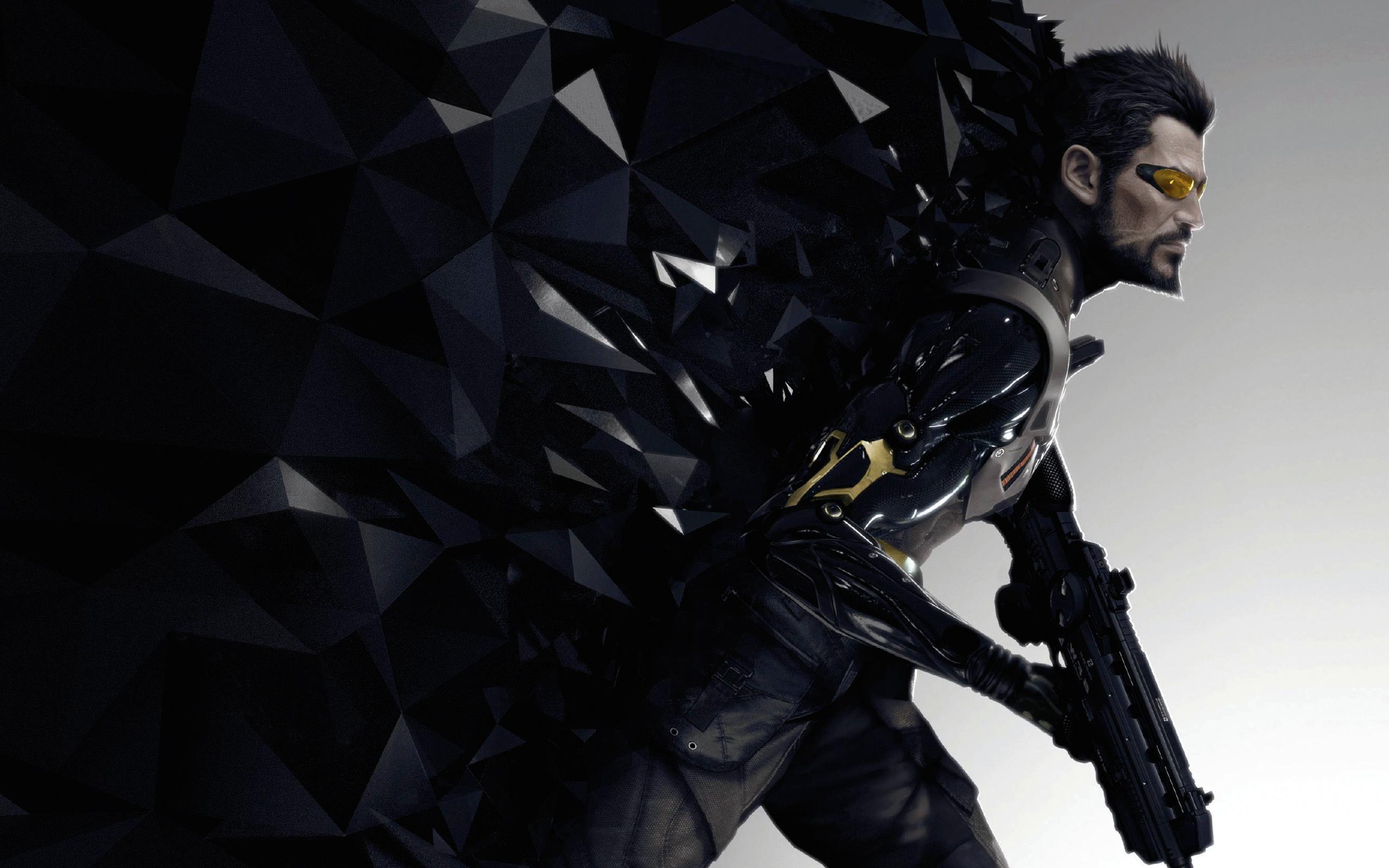 Deus Ex Mankind Divided обои скачать