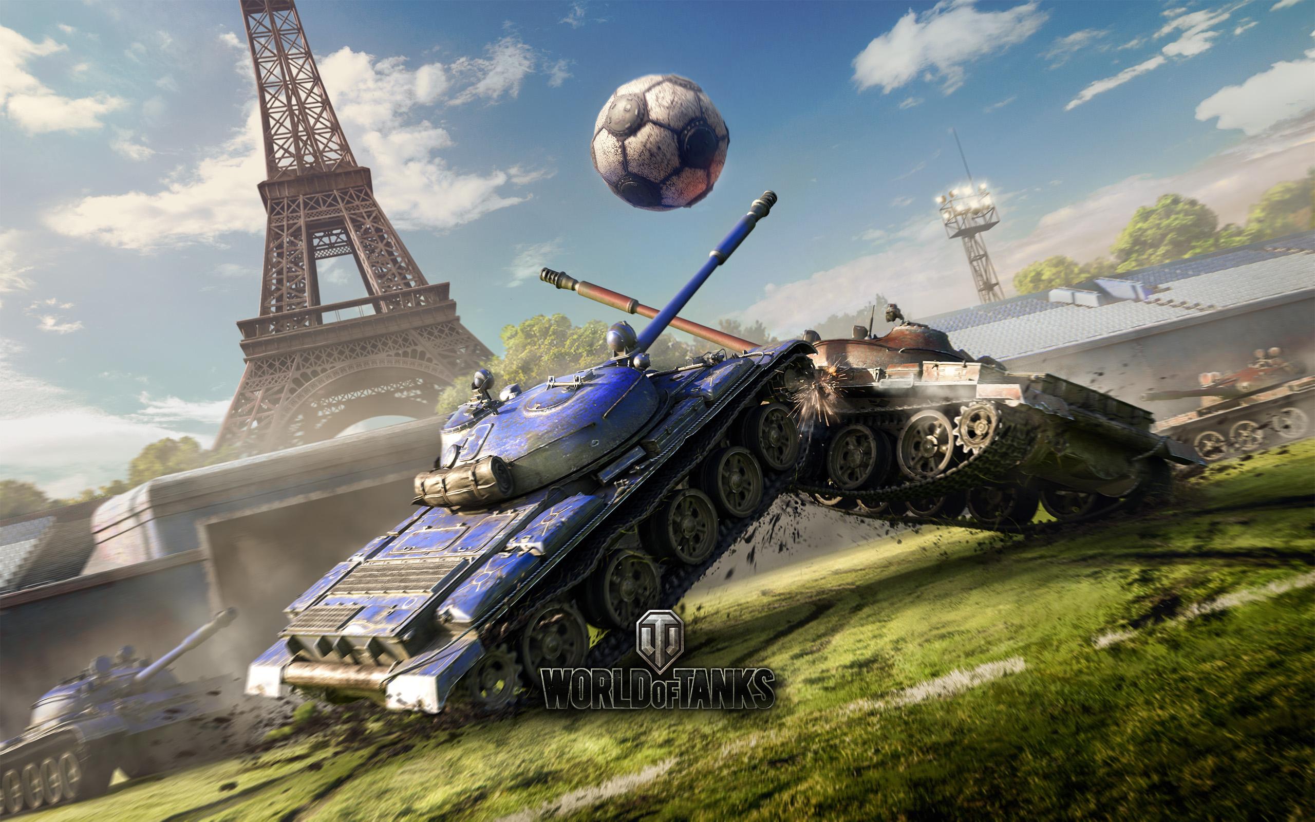Мир танков футбол событие. обои скачать