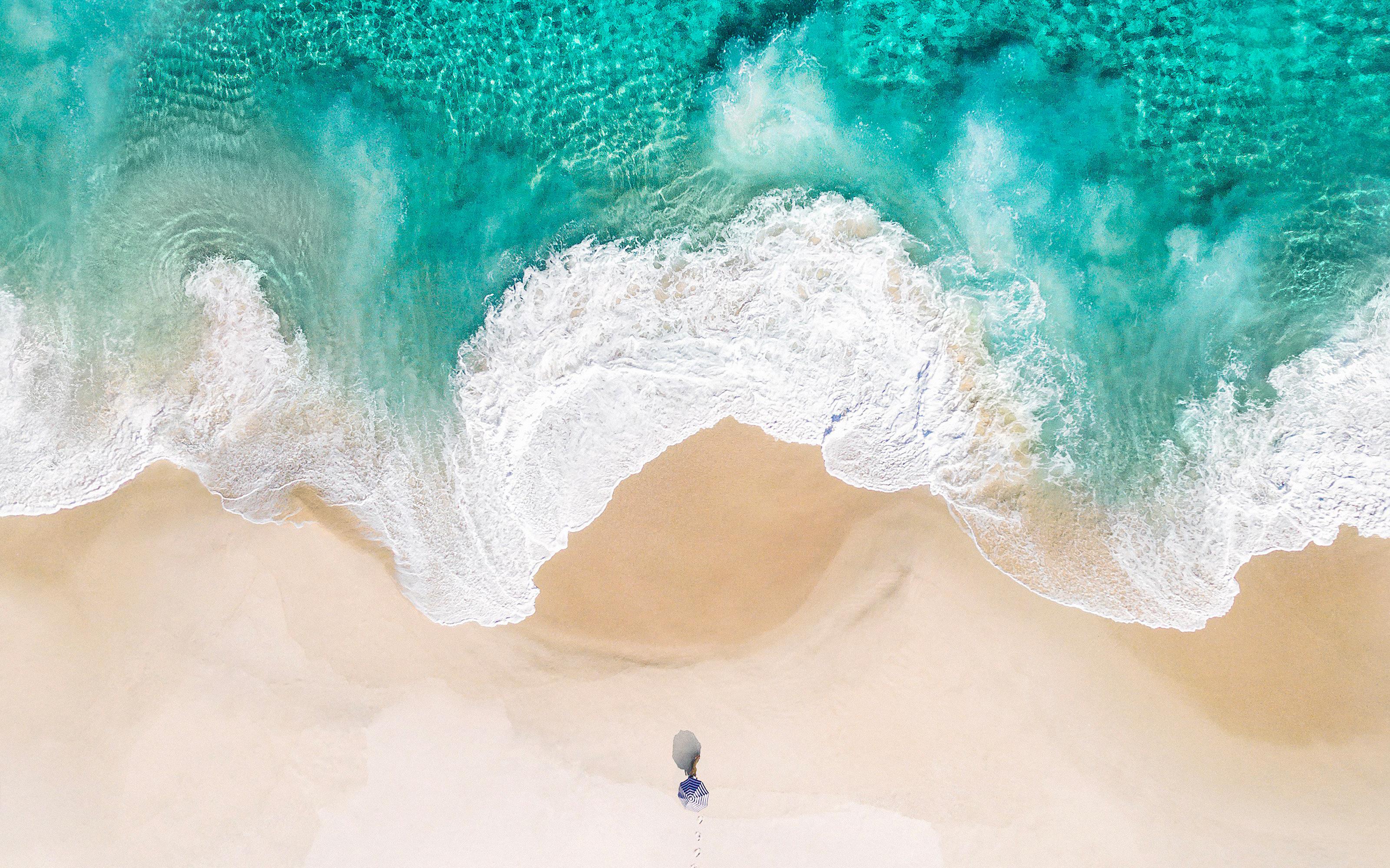 Пляж прошивкой 10 акций обои скачать