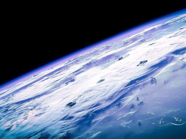 MacOS x земной горизонт