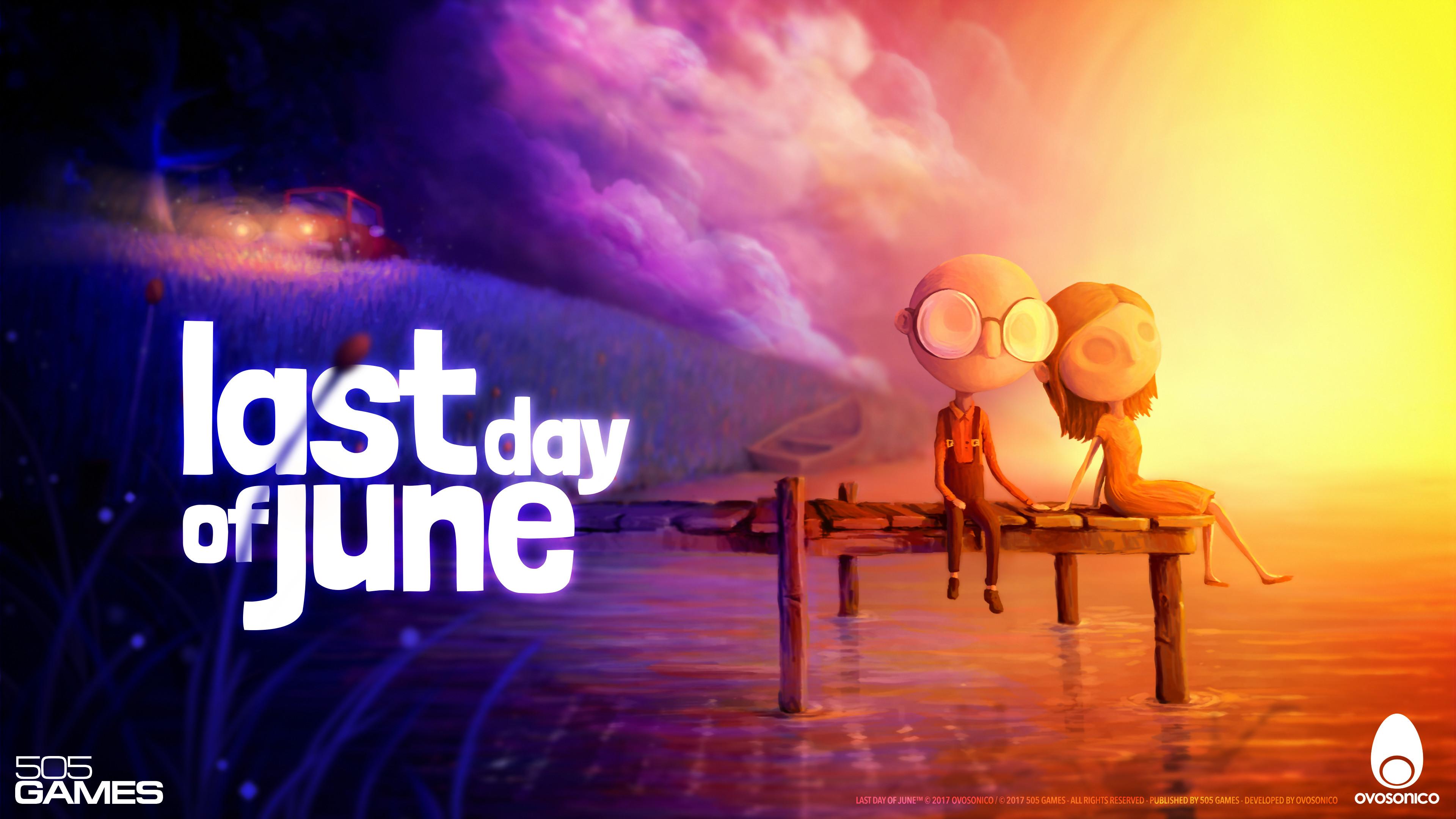 Последний день июня игра обои скачать