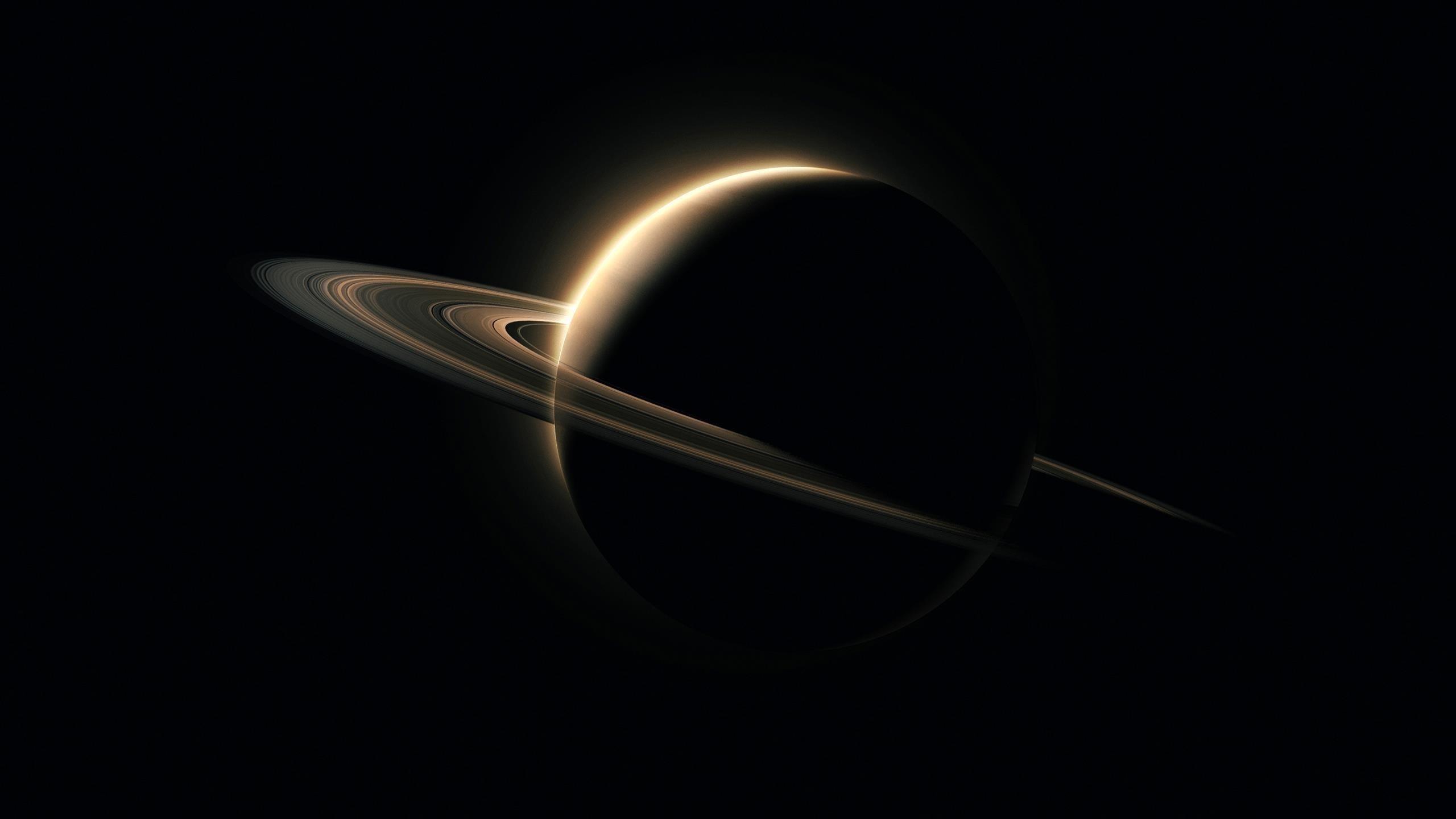 Планета Сатурн обои скачать