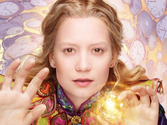 Алиса Кингсли-Алиса в Зазеркалье.