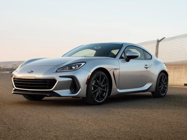 2022 subaru brz автомобили
