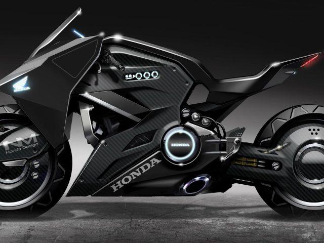 Хонда nm4 vultus специальных Призрак в доспехах.