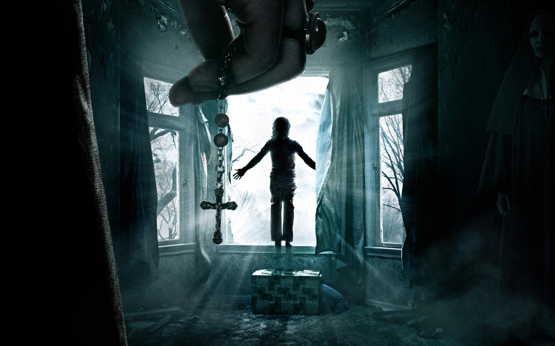 Заклятие 2 фильм ужасов. обои скачать