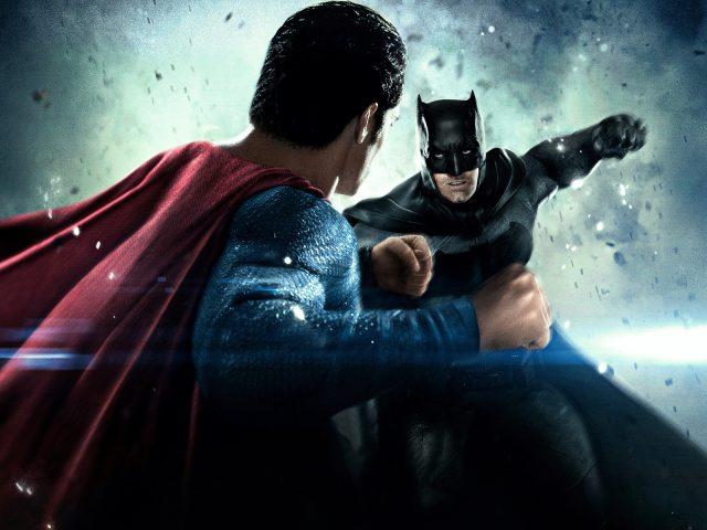 Бэтмен против супермена на заре справедливости фильм.