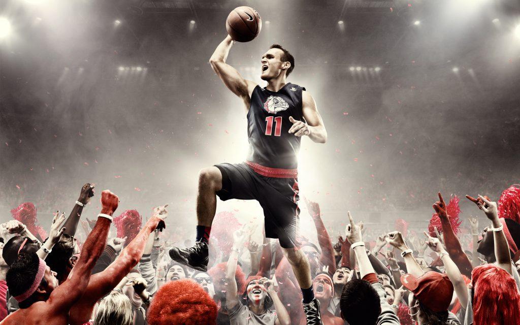 Баскетбол Найк. обои скачать