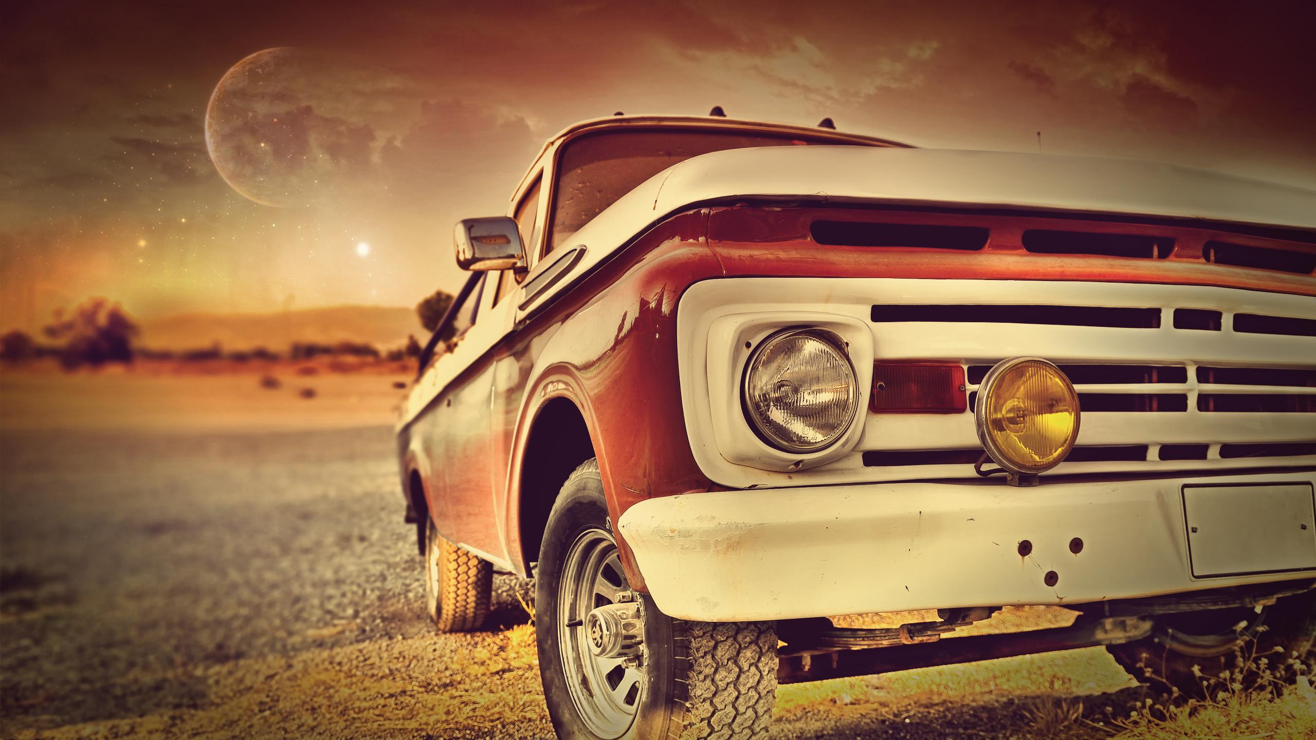 Старинных автомобилей. обои скачать