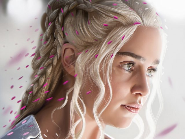 Художественное произведение Daenerys Targaryen
