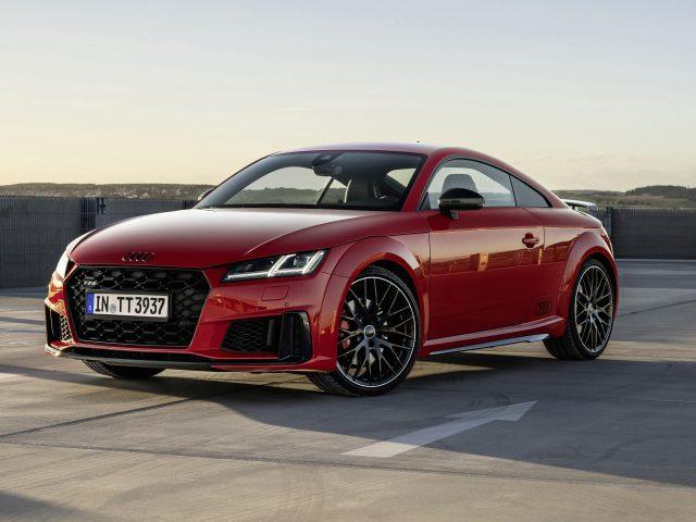 Audi TTS competition plus coupé 2021 автомобили