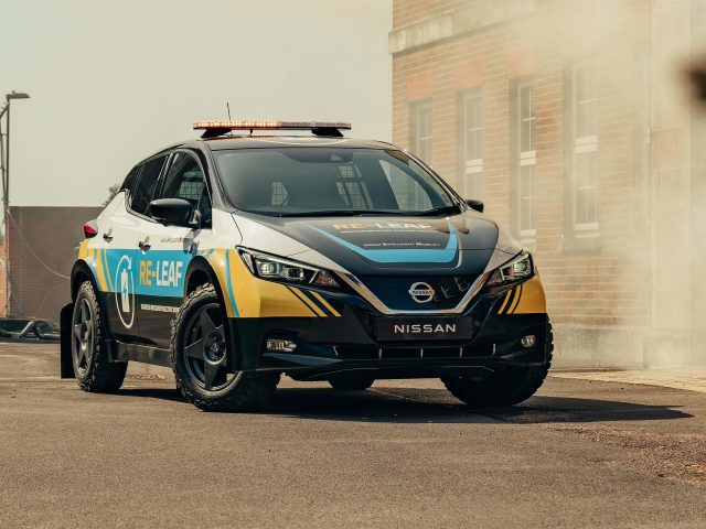 Автомобили nissan re-leaf 2020