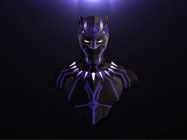 Черная пантера Мстители бесконечность войны минимальные произведения искусства