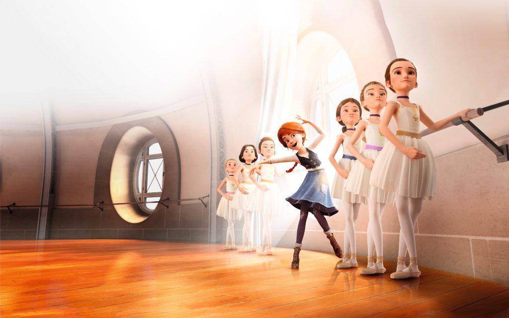 Балерина. обои скачать