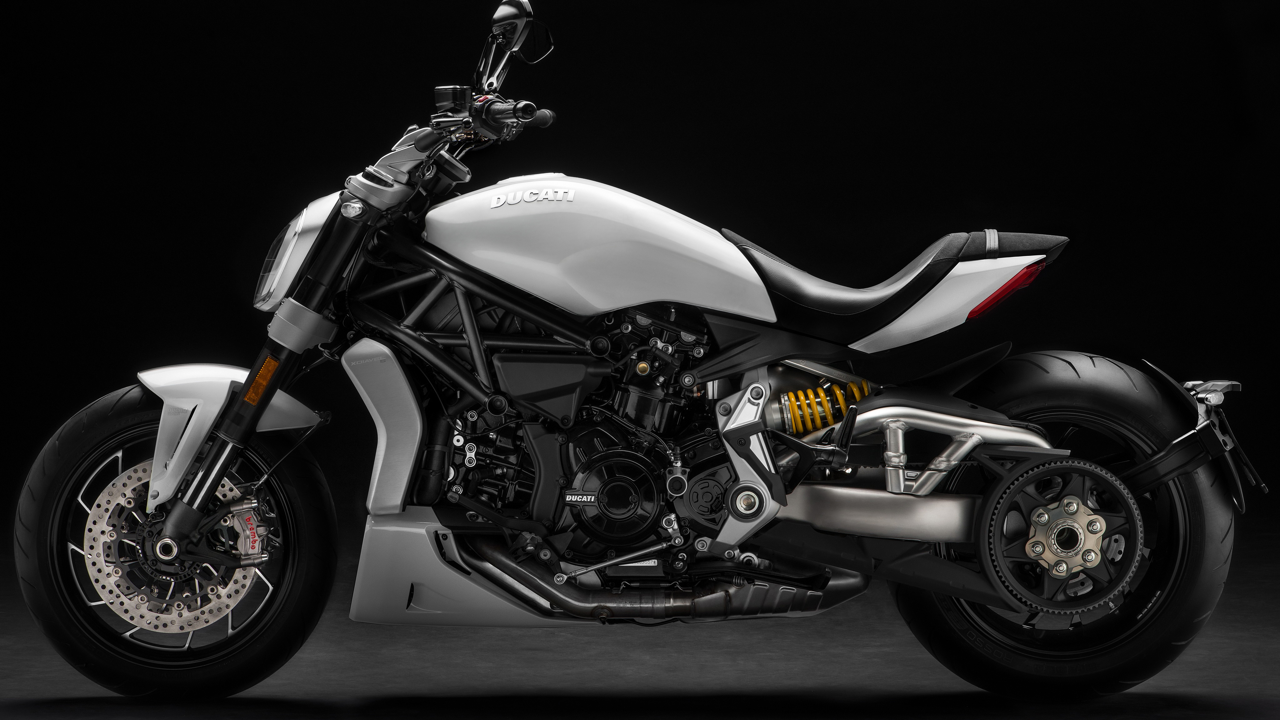 2018 Ducati xdiavel обои скачать