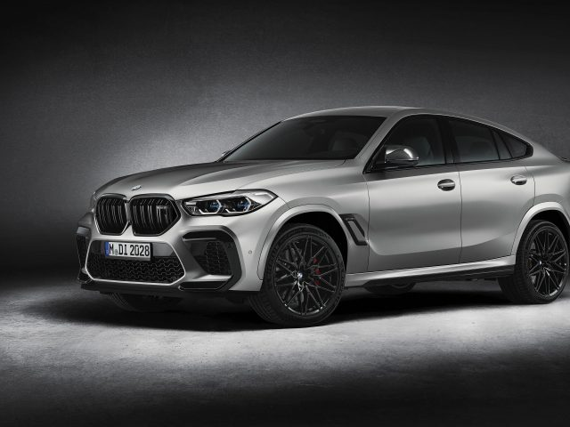 Bmw x6 m competition first edition 2021 автомобили