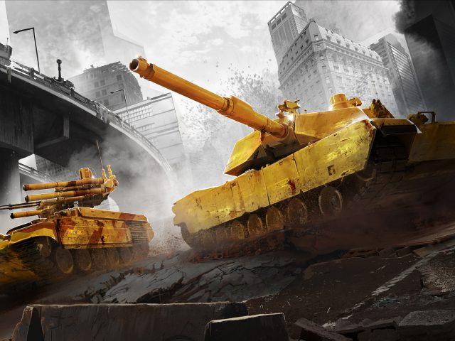 Танковые сражения, войны.