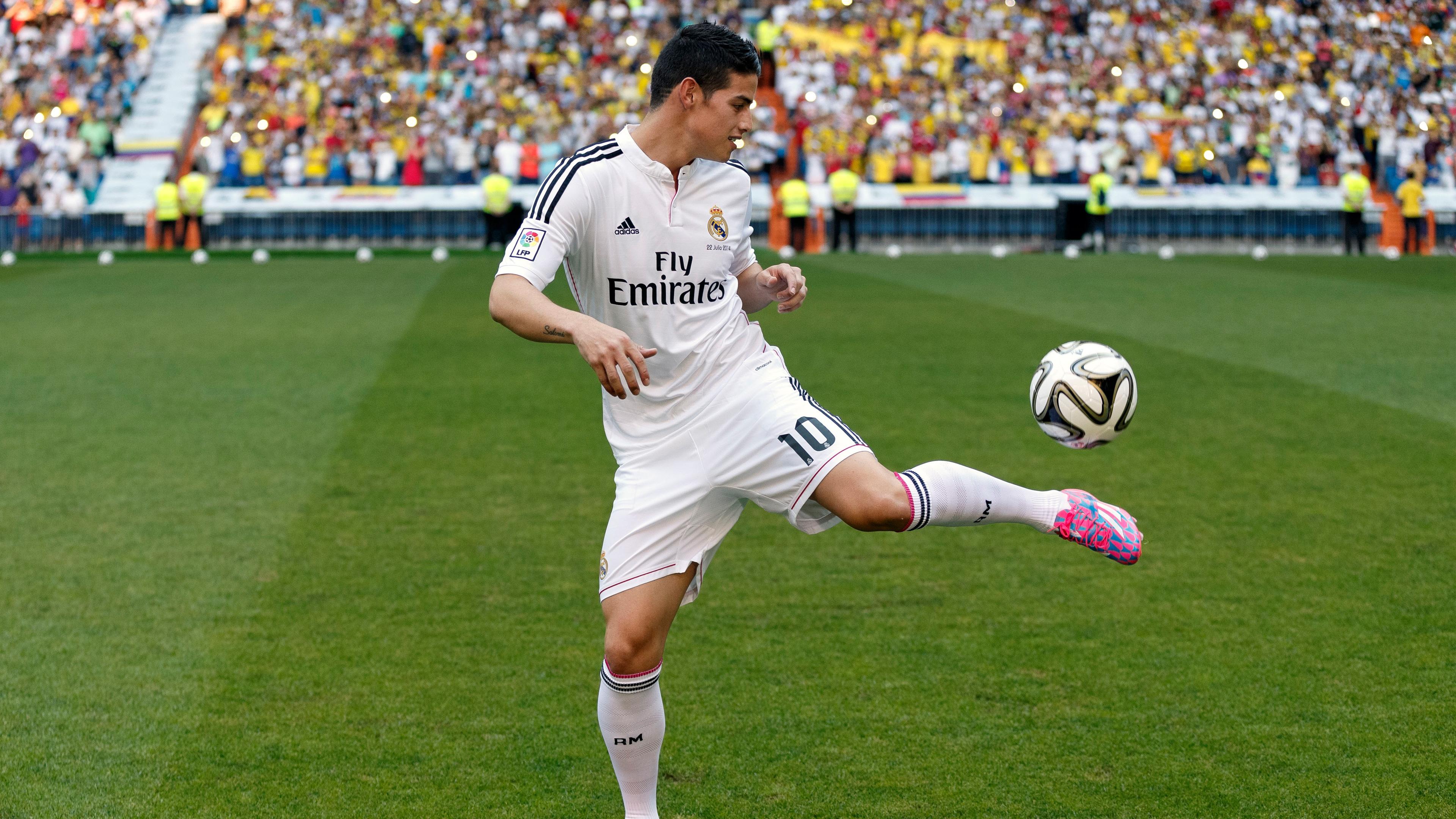 Хамес Родригес футболист. обои скачать