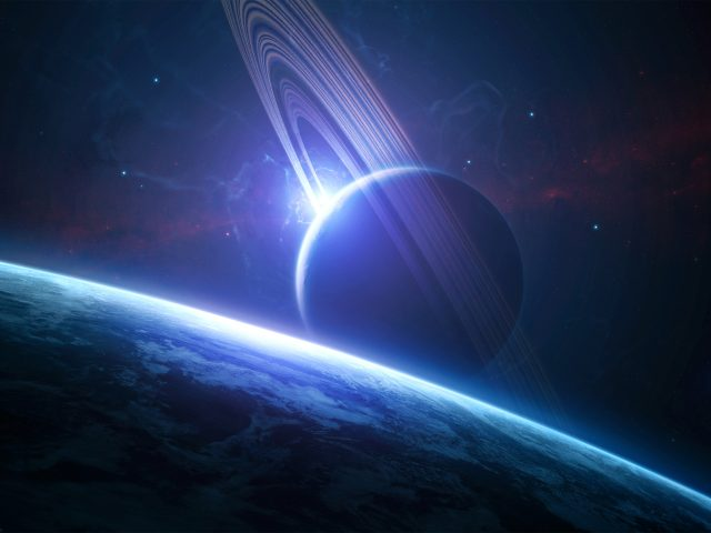 Кольцо Сатурна