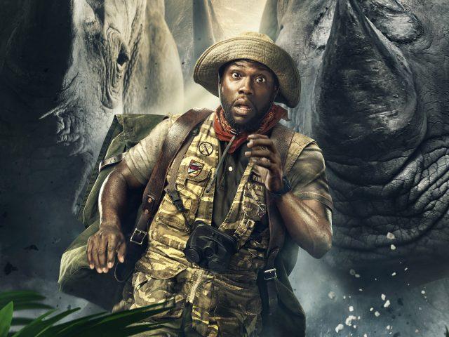 Кевин Харт jumanji Добро пожаловать в джунгли