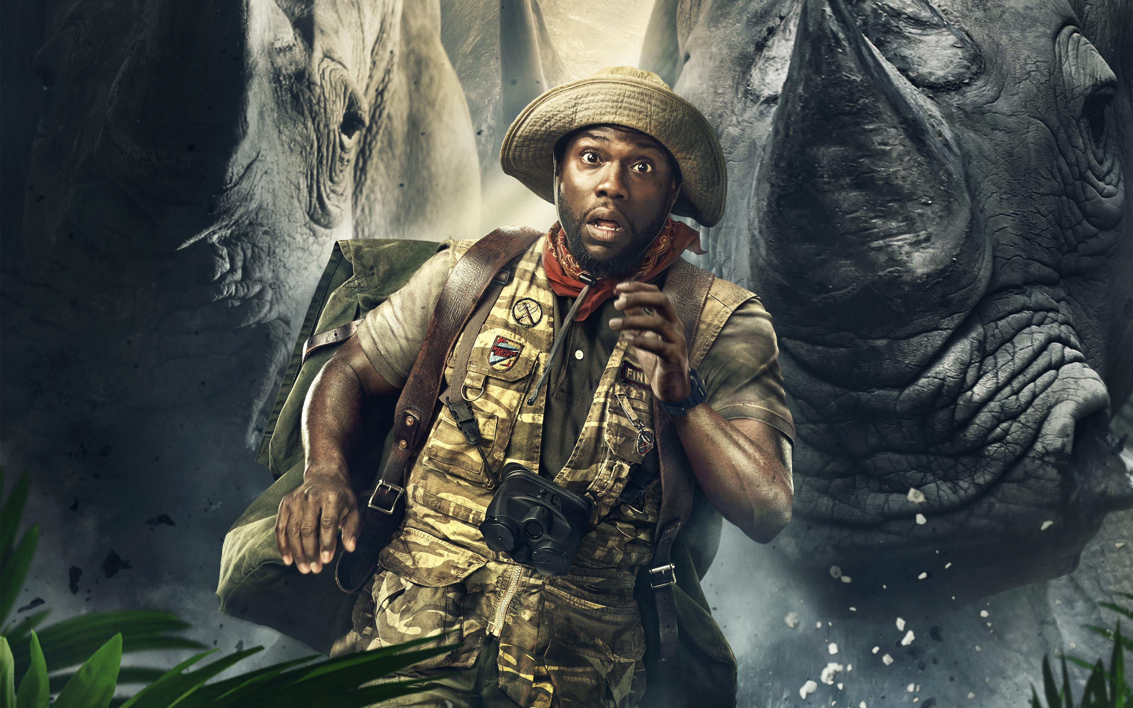 Кевин Харт jumanji Добро пожаловать в джунгли обои скачать