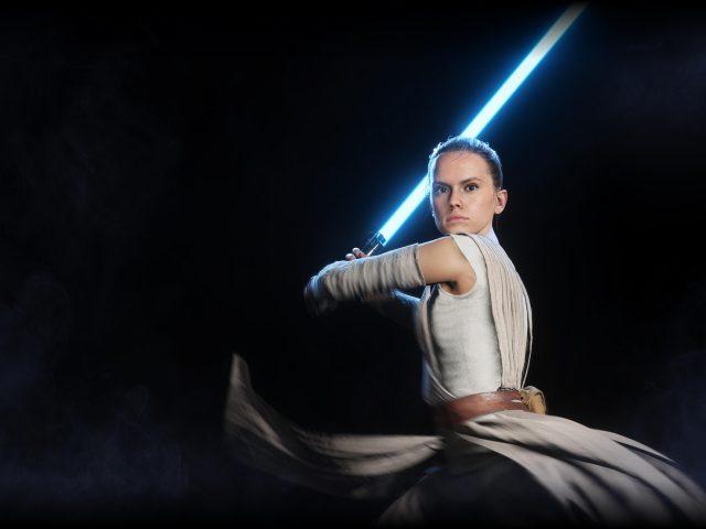 Звездные войны Battlefront II Rey