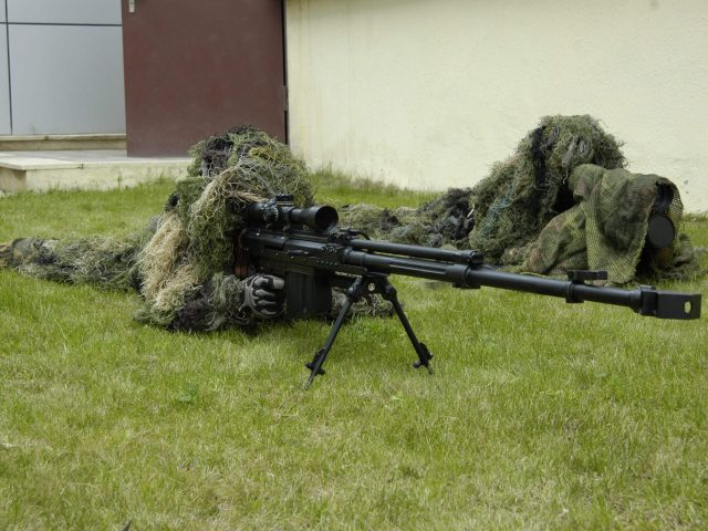 Istiglal,  IST-14.5,  Anti-Material Rifle,  Снайперская Винтовка