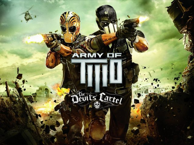 Army of Two: The Devil's Cartel,  Альфа,  Браво,  Мексика