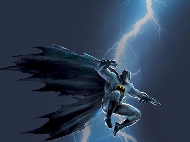 Бэтмен Темный рыцарь возвращается