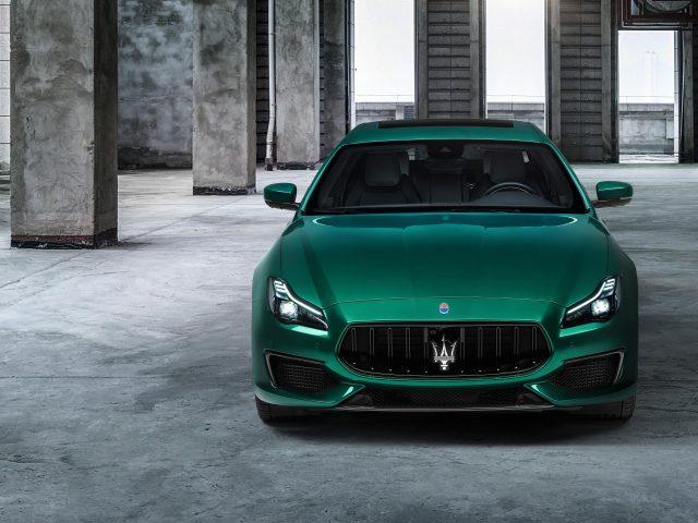 Автомобили maserati quattroporte trofeo 2020