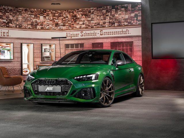 Abt audi rs 5 coupé 2021 автомобили