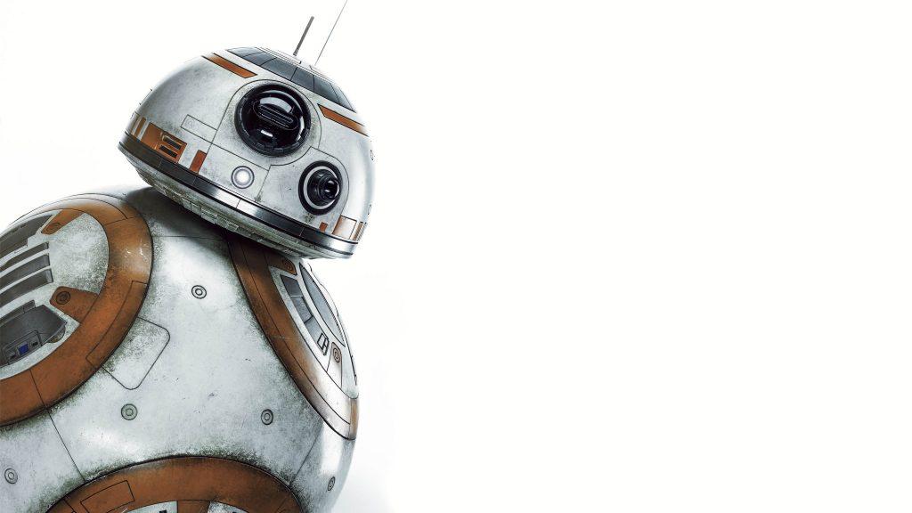 Звездные войны дроид вв-8 5к. обои скачать