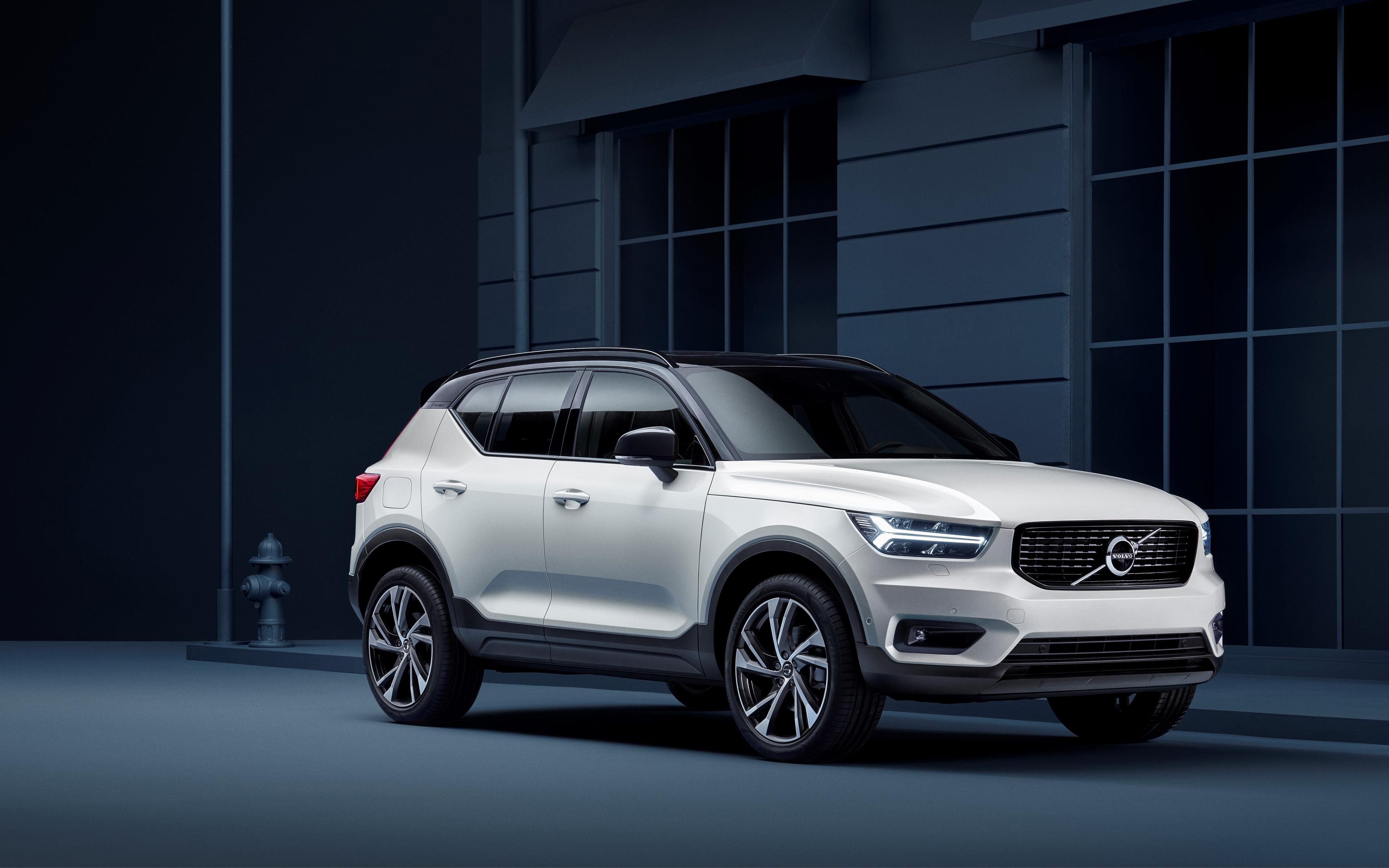 2019 Volvo обои скачать