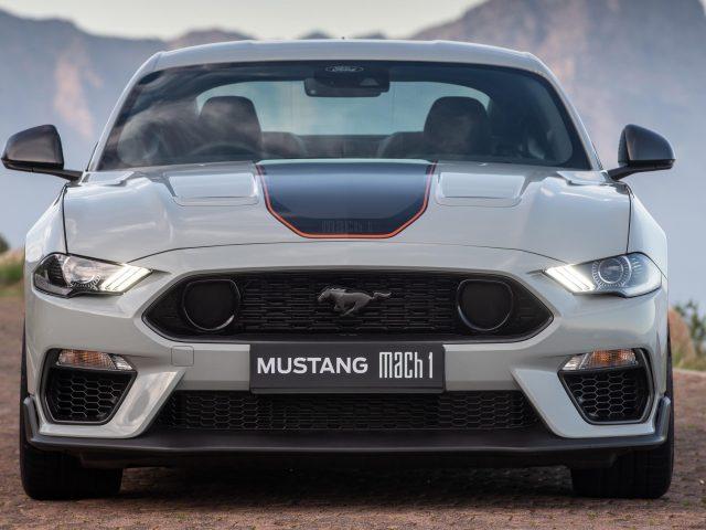 Ford mustang mach 1 2021 5 автомобилей