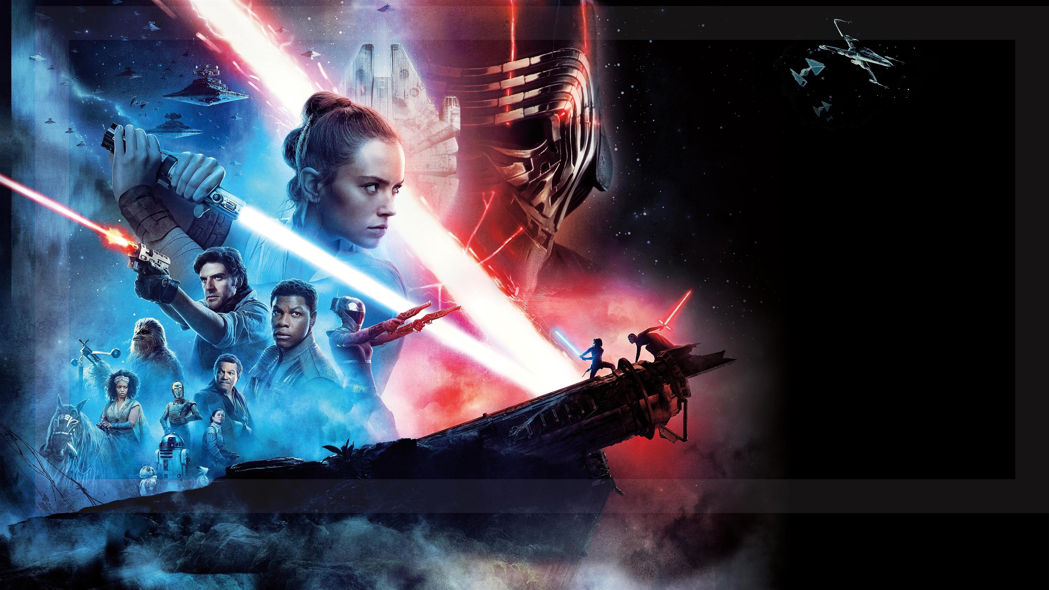 Звездные войны взлет Скайуокера 2020 обои скачать