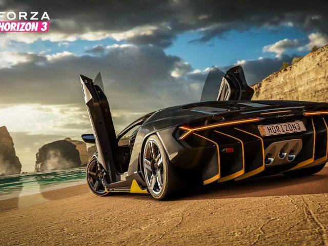 Горизонт Forza 3