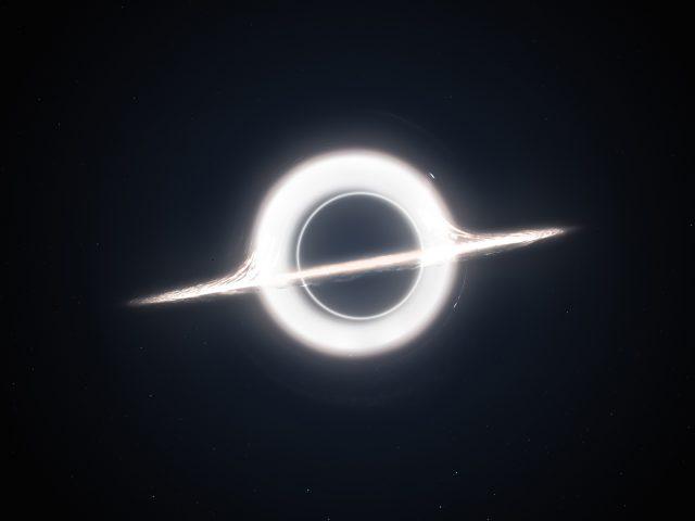 Черной дыры Гаргантюа
