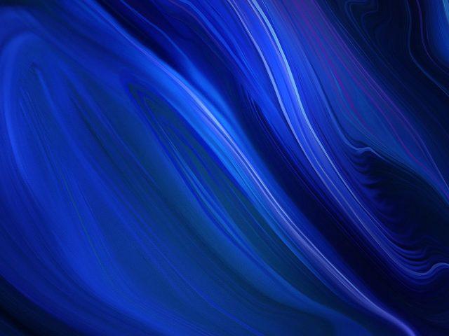 Синий абстрактный Хуавей Р30
