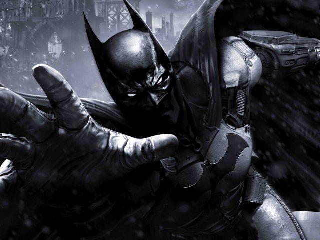 Бэтмен Рыцарь Аркхема