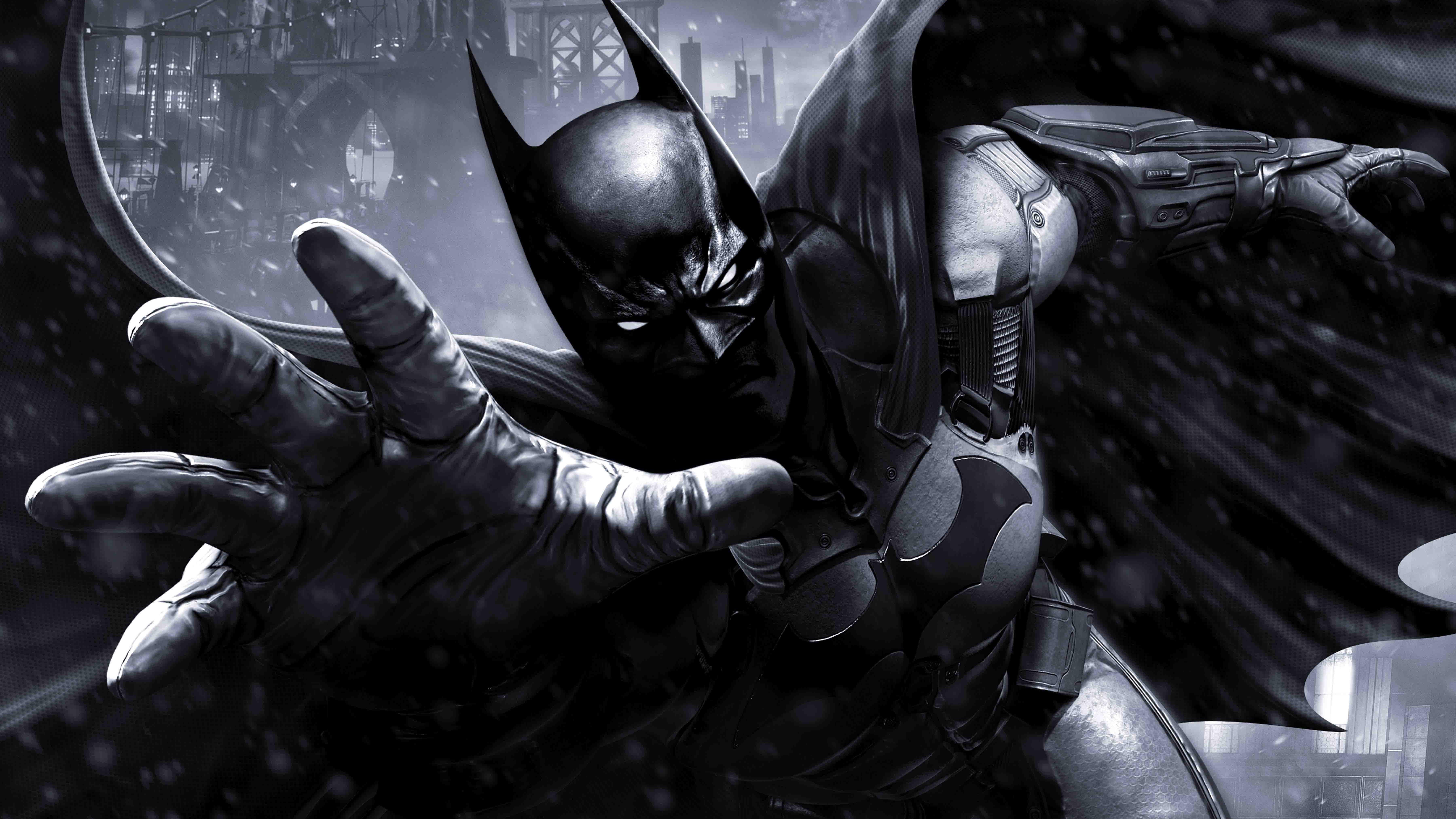 Бэтмен Рыцарь Аркхема обои скачать