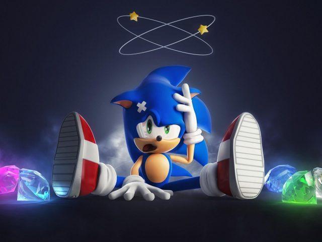 Sonic the hedgehog 6