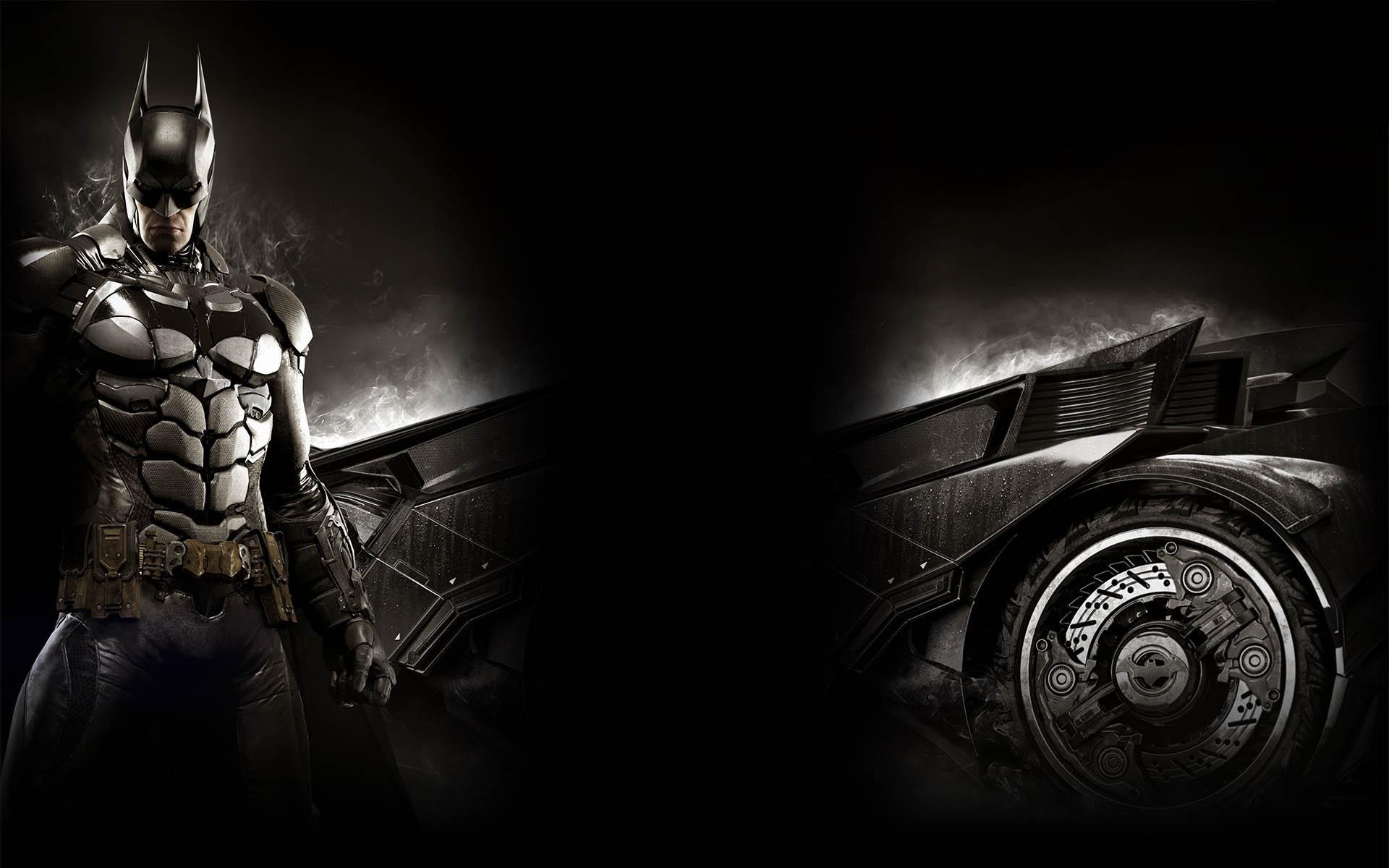 Ограниченный выпуск Бэтмена Arkham рыцарь. обои скачать