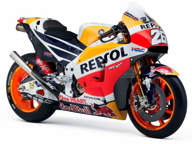Репсол Хонда rc213v MotoGP в 8к.