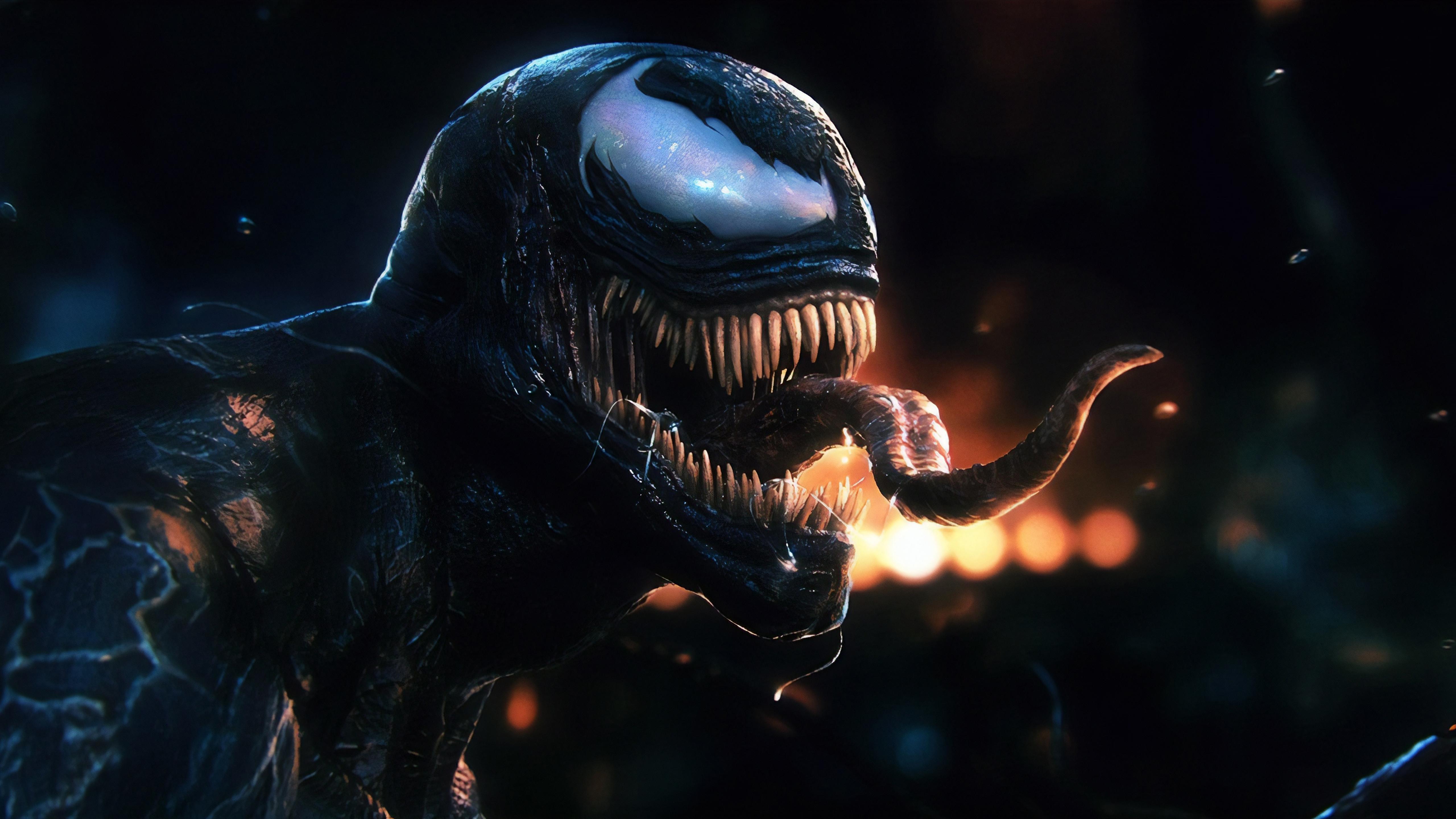 Venom artwork обои скачать