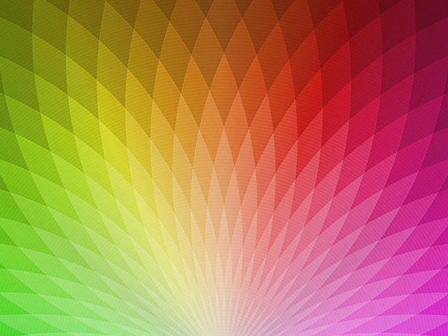 Красочные оттенки формы дизайн абстракция абстракция