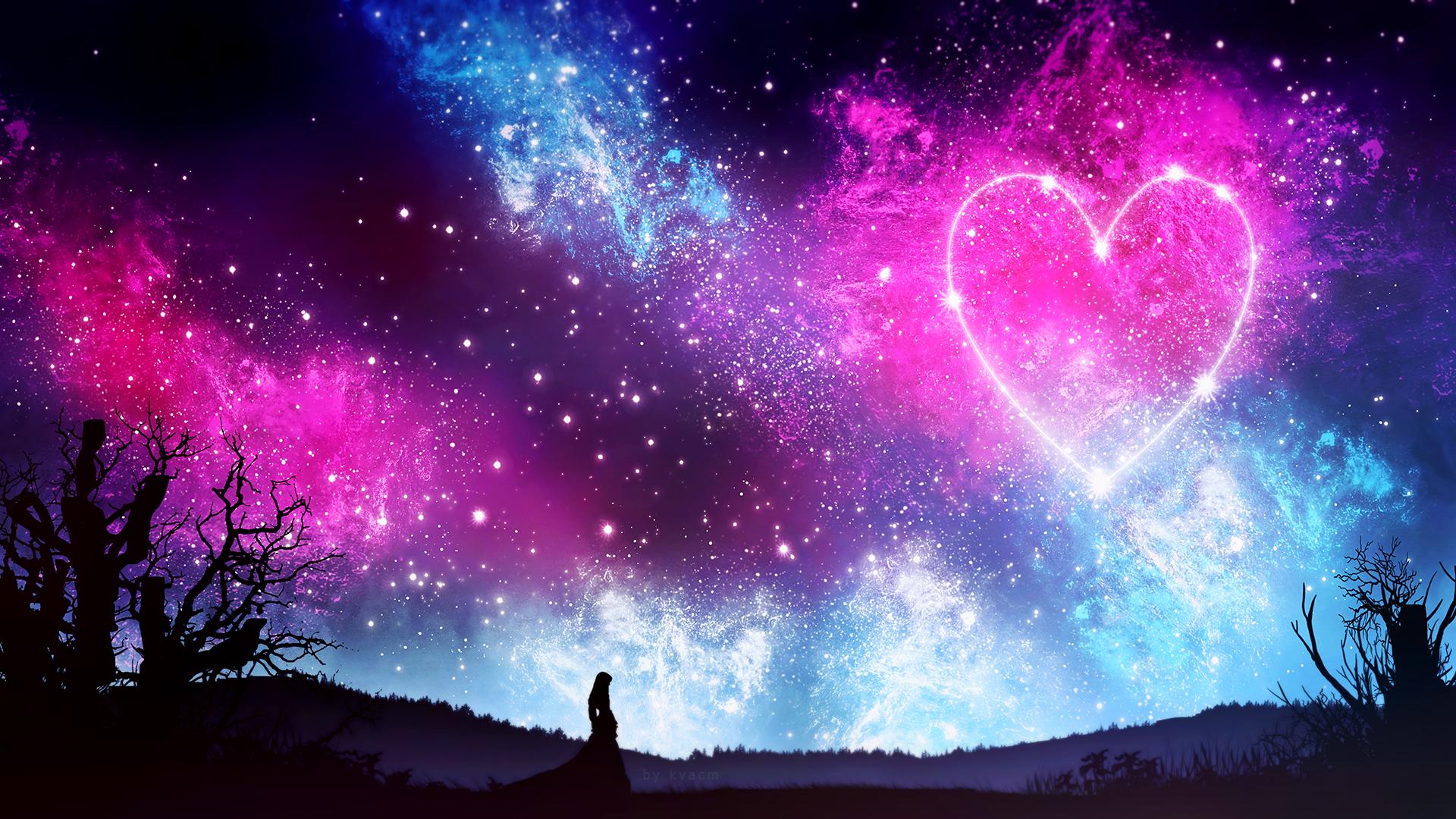 Любовный сон обои скачать
