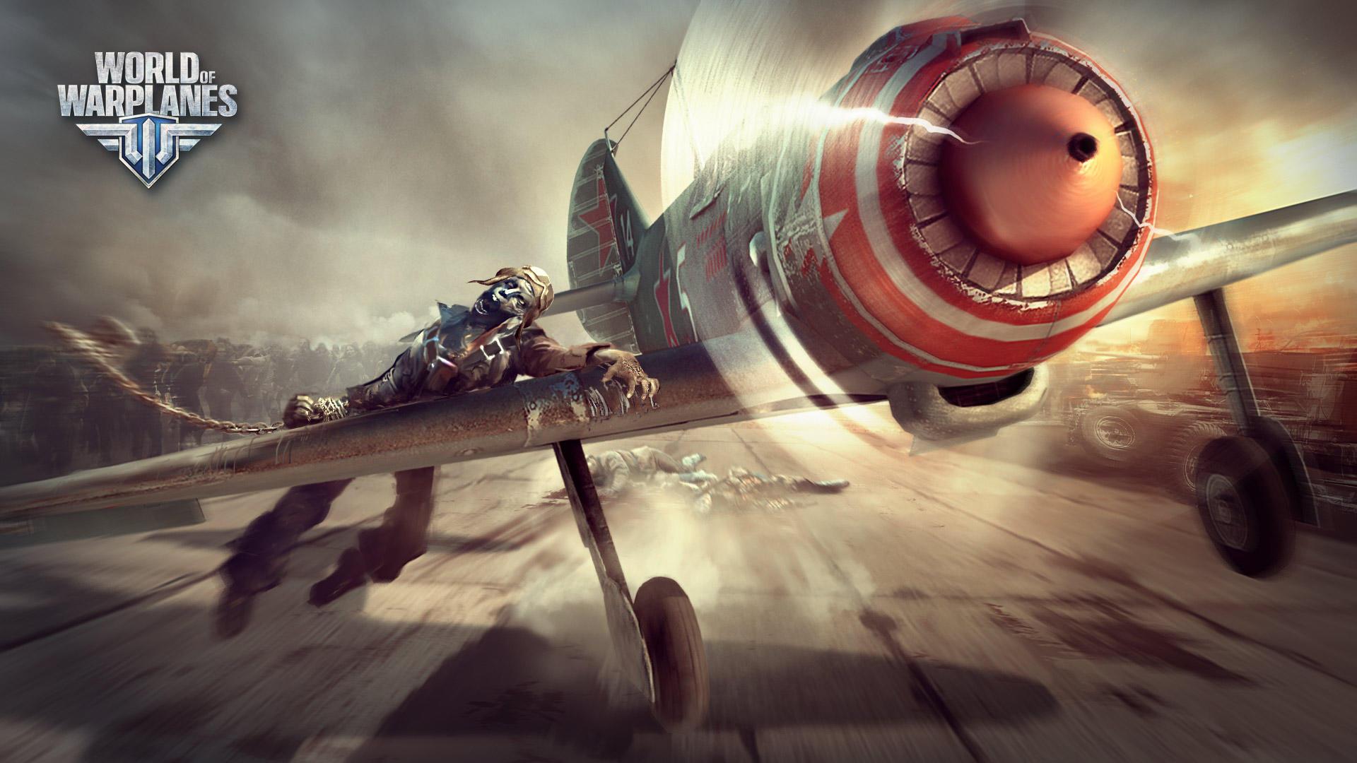 World of Warplanes, Wargaming Net, WoWP, Мир Самолетов обои скачать