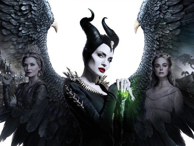 Малефисента хозяйка зла Анджелина Джоли 2019