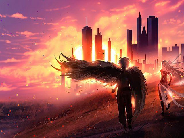Фантастический ангел