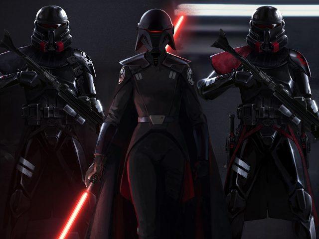 Звездные войны джедай пал order2